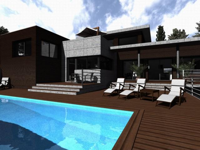 Villa corbère-les-cabanes - Perspective 3