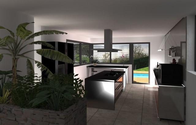 Villa corbère-les-cabanes - Perspective 6