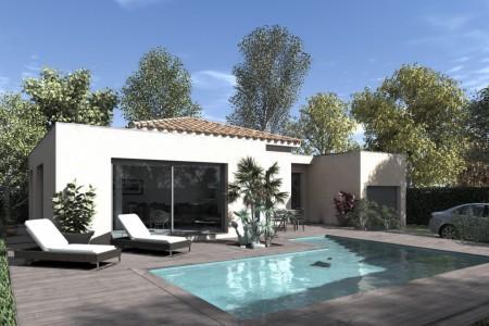 Villa contemporaine 2