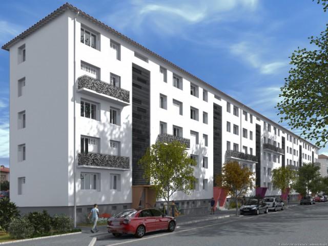 Immeuble - Avant projet 1280p