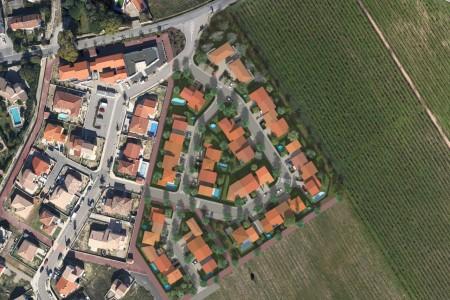 Lotissement à Saint-Jean-Lasseille (66)